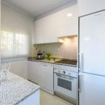 Imagen de Detalle de la cocina de la vivienda