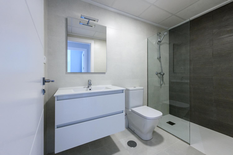 Imagen del baño de la vivienda