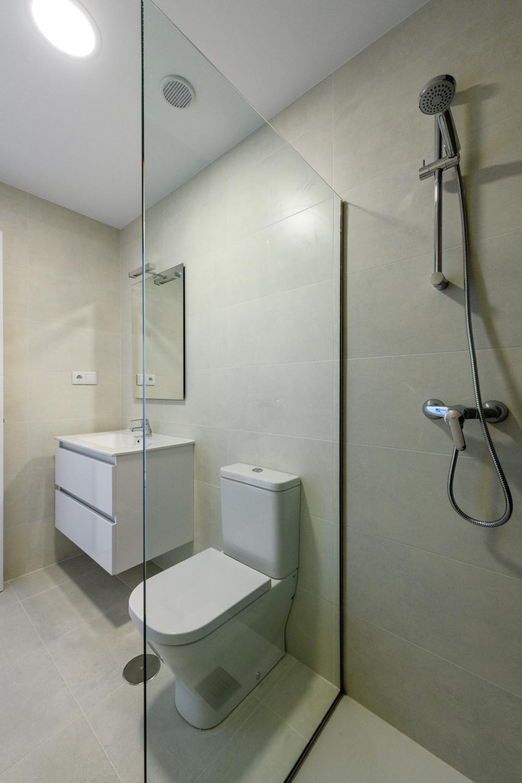 Imagen del Detalle del baño de la vivienda
